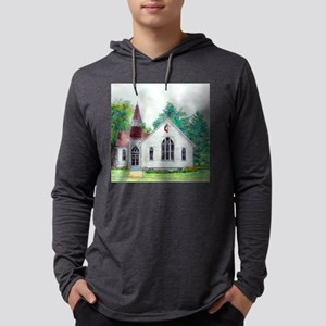 ccframed print L Mens Hooded Shirt