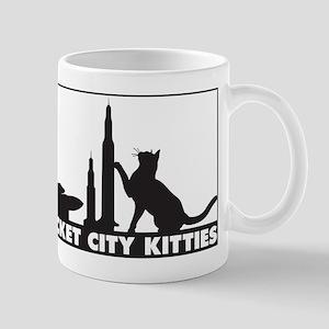 Rocket City Kitties Mugs