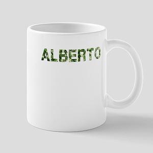 Alberto, Vintage Camo, Mug