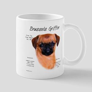 Brussels Griffon (smooth) 11 oz Ceramic Mug