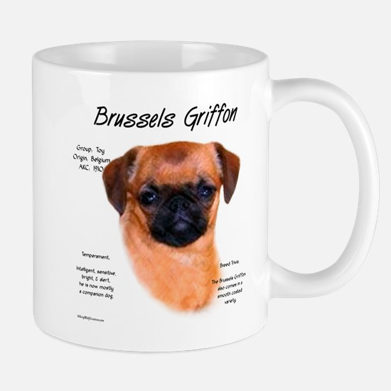 Brussels Griffon (smooth) Mug