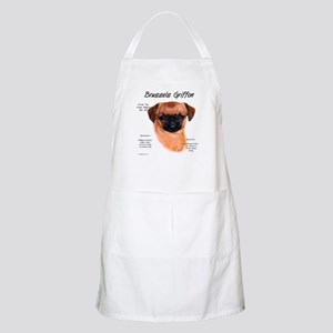 Brussels Griffon (smooth) Light Apron