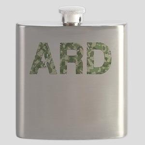 Ard, Vintage Camo, Flask