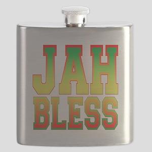 Jah Bless Flask