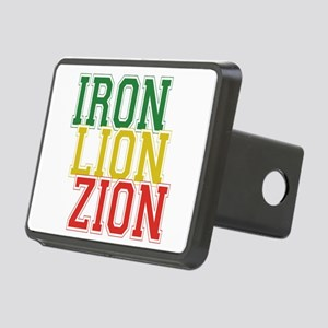 Iron Lion Zion Rectangular Hitch Cover