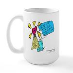 Romance Series  Large Mug