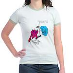 Romance Series  Jr. Ringer T-Shirt