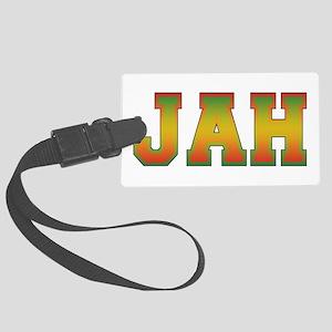 Jah Large Luggage Tag