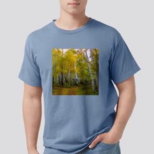 Autumn Yellow Mens Comfort Colors Shirt