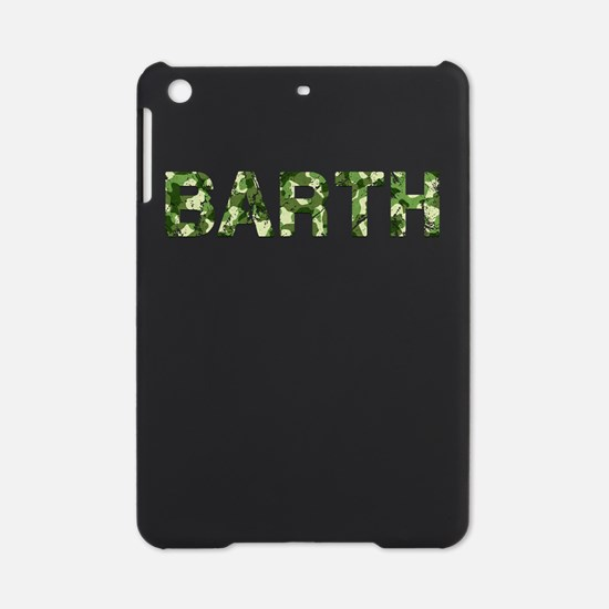Barth, Vintage Camo, iPad Mini Case