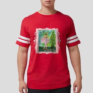 20101008 -Sugarplum Fairy002SQ Mens Football Shirt
