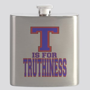 T is for Truthiness Flask