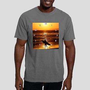 HBClock2 Mens Comfort Colors Shirt