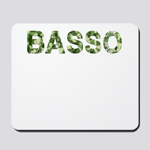 Basso, Vintage Camo, Mousepad