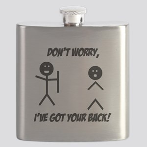 Ive got your back Flask