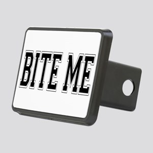 Bite Me Rectangular Hitch Cover