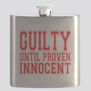 guilty until proven innocent Flask