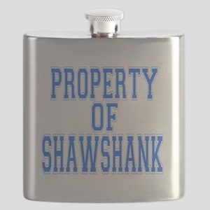 Property of Shawshank Flask