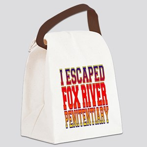 I Escaped Fox River Penitentiary Canvas Lunch