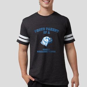 German Wirehaired PointerD Mens Football Shirt