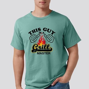 This Guy is Grill Master Mens Comfort Colors Shirt
