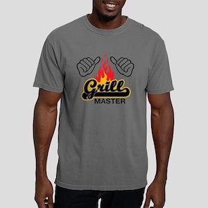 Grill Master Mens Comfort Colors Shirt