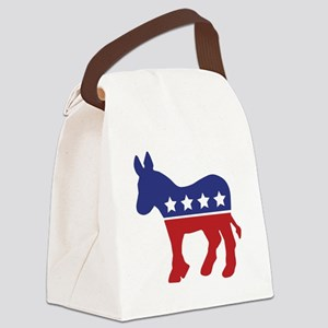 demdonkey2 Canvas Lunch Bag