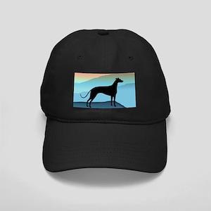 greyhound blue mt. Black Cap