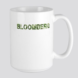 Bloomberg, Vintage Camo, Large Mug
