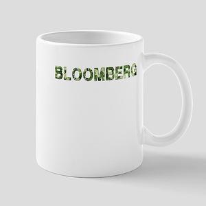 Bloomberg, Vintage Camo, Mug
