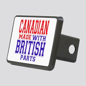Canadian Made British Parts Rectangular Hitch