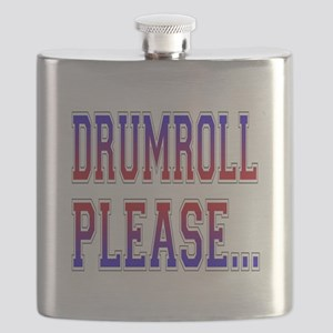 Drumroll Please Flask