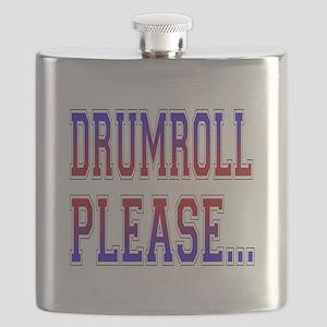 Drumroll Please Flask