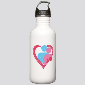 Good for the Family Stainless Water Bottle 1.0L