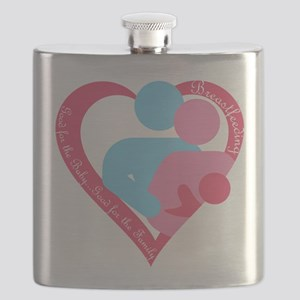 Good for the Family Flask