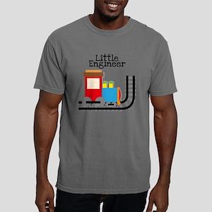 Little Engineer Mens Comfort Colors Shirt