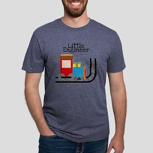 Little Engineer Mens Tri-blend T-Shirt