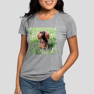 boyflower Womens Tri-blend T-Shirt