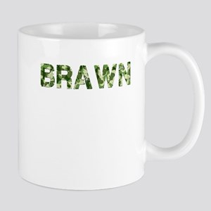 Brawn, Vintage Camo, Mug