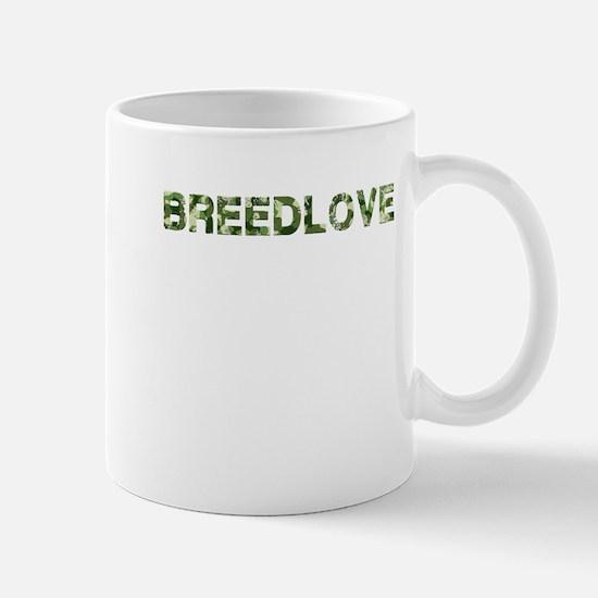 Breedlove, Vintage Camo, Mug