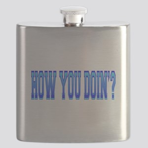 How you Doin Flask