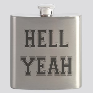 4-3-Hell Yeah Flask