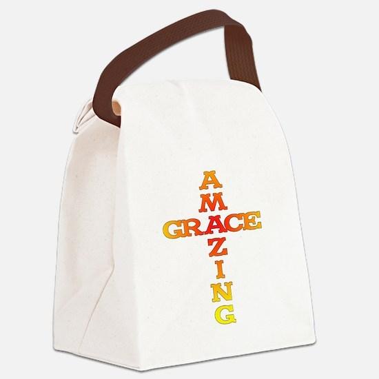 3-Amazing grace.png Canvas Lunch Bag