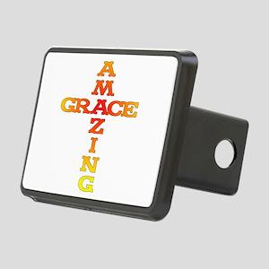 3-Amazing grace Rectangular Hitch Cover
