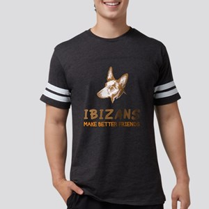 Ibizan HoundB Mens Football Shirt