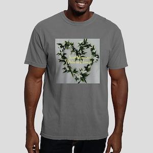 justmarried Mens Comfort Colors Shirt