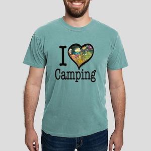 camping Mens Comfort Colors Shirt