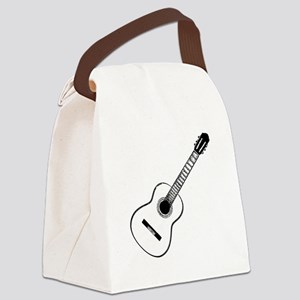 acoustic Canvas Lunch Bag