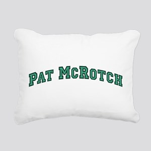 Pat McRotch Rectangular Canvas Pillow
