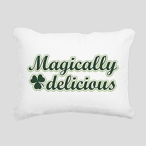 Magically Delicious Rectangular Canvas Pillow